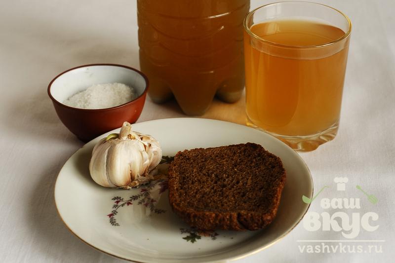 Квас в домашних условиях рецепты: из ржаного хлеба