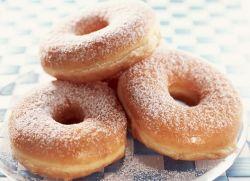 рецепт пончики на кефире с фото