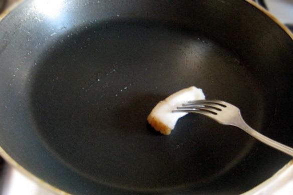 Как сделать блины без масла растительного