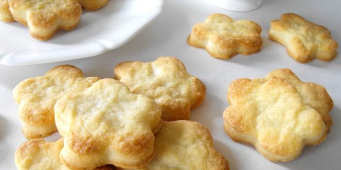 Как сделать печенье без сметаны 739